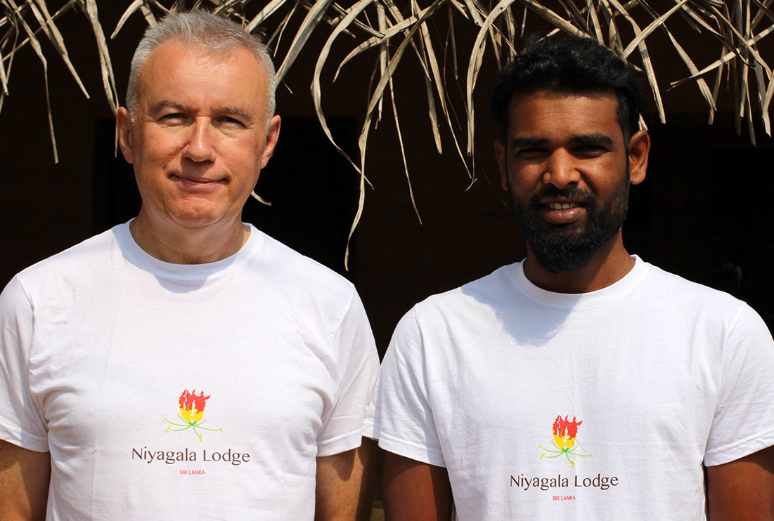 Niyagala Lodge team manager
